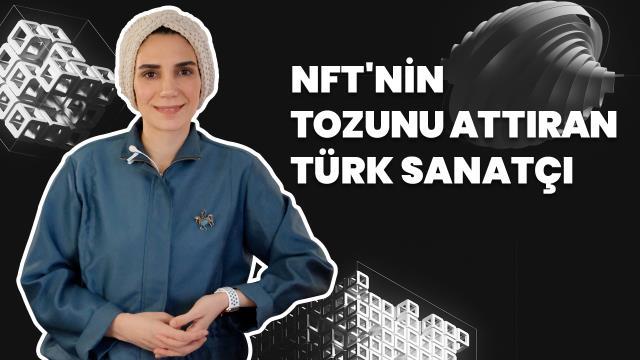 NFT Pazarındaki En Pahalı TürkSanatçı