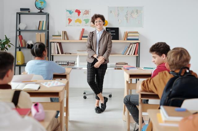 Öğretmenin çırağı olmak