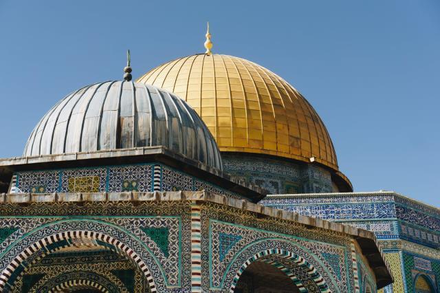 Göğsümüzde bir yarasın sürekli kanayan: Kudüs