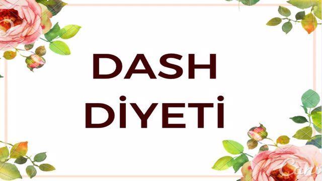 DASH Diyeti nedir? En sağlıklı beslenme programı olabilir mi?