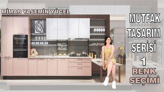 Mutfak tasarımlarında renk seçimleri nasıl yapılır?