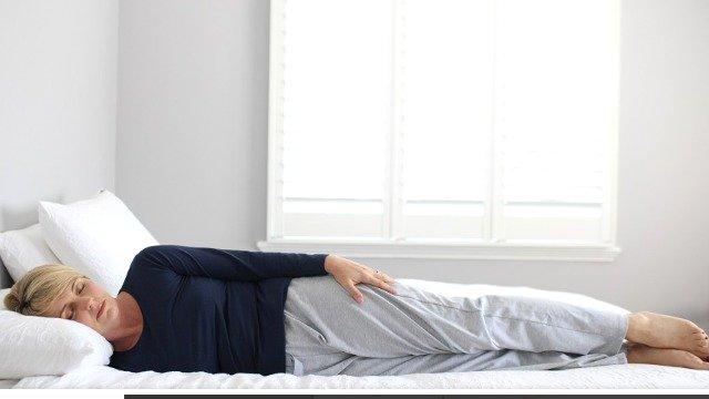 Sırt ve bel ağrılarınızın sebebi yanlış uyku pozisyonu olabilir