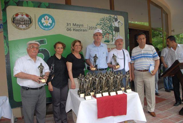 Yerel ve Ulusal Tarzan ödülleri sahiplerini buldu