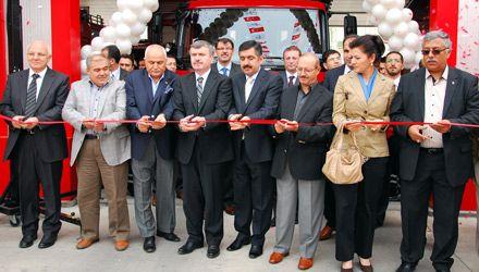 Selçuklu İtfaiye Merkezi'nin Açılışı Yapıldı