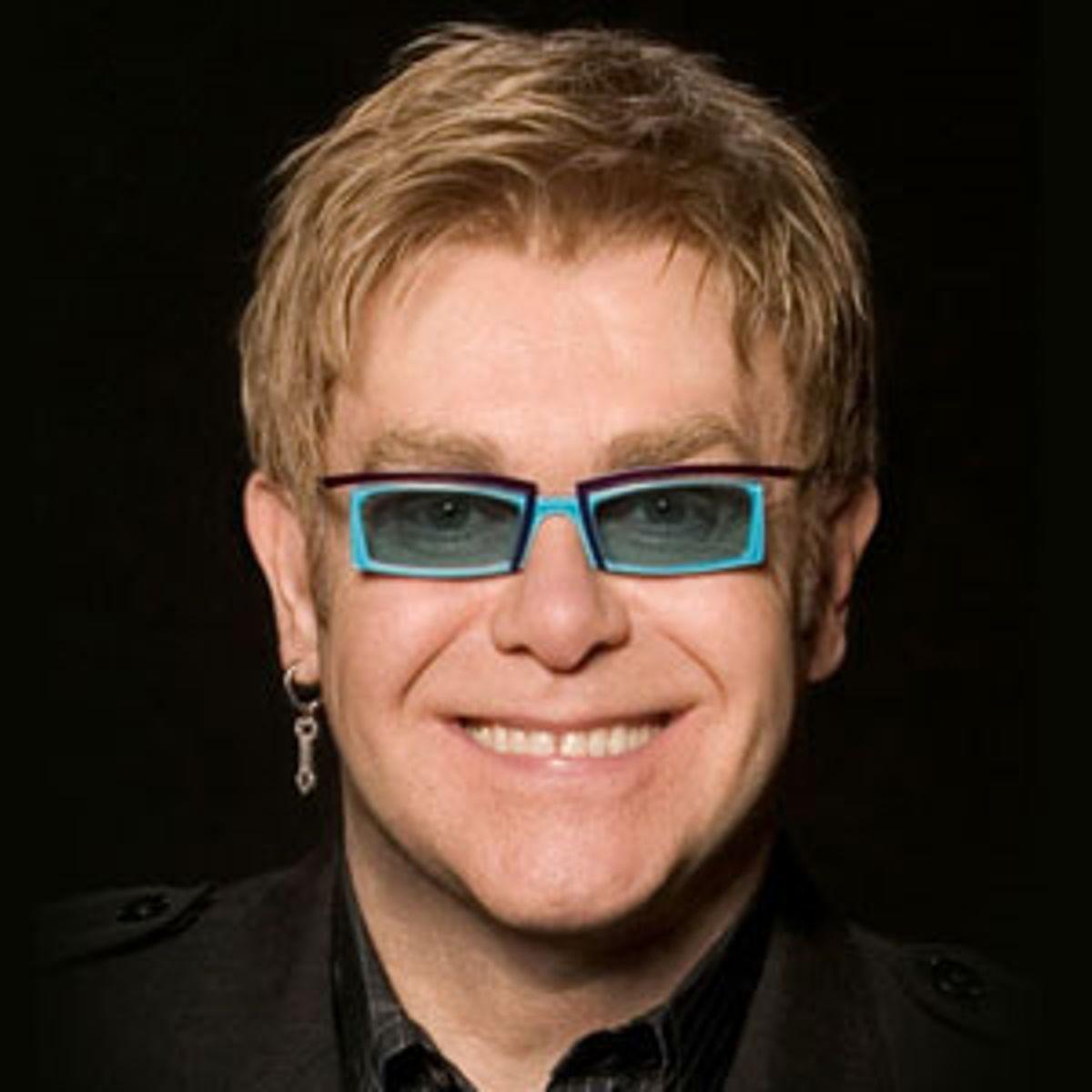 Elton John'dan Aıds Mücadelesine Destek