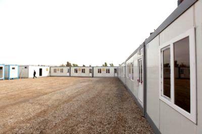 Kuzey Irak'tan Van'a 200 Prefabrik