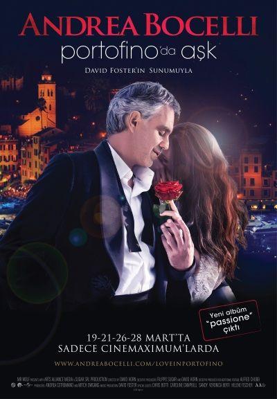 Andrea Bocelli 'Portofino'da Aşk'
