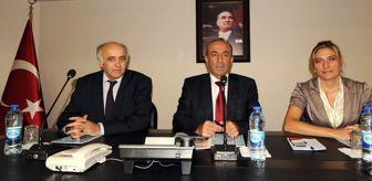 Kamil Sarıaslan: Kalkınma Bakanlığı Uzmanları Trabzon'da