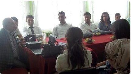 Ilgaz'da Aday Öğretmenlerle Uyum Eğitimi Yapıldı