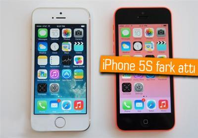Haber: İphone 5s, 5c