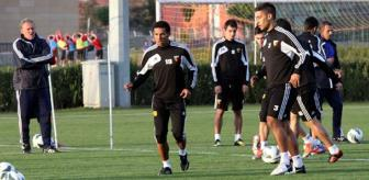Robert Prosinecki: Kayserispor'da Bursaspor Maçı Hazırlıkları