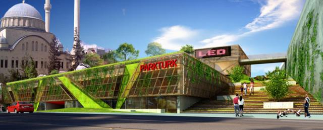 Parkturk'ten Kadıköy'e 550 Araçlık Otopark