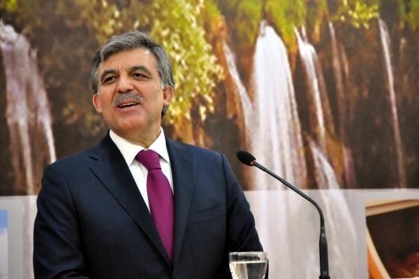 Cumhurbaşkanı Gül: Birisi Silaha Tekrar Sarılırsa Ondan Daha Güçlü Silahı Olan Devlettir