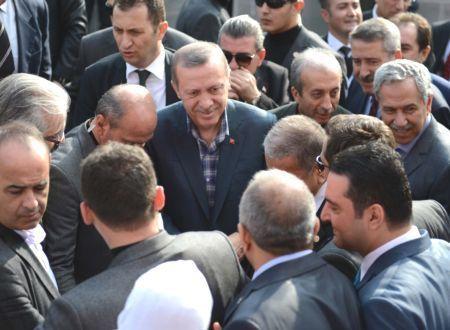 Başbakan Erdoğan'ın Diyarbakır Ziyareti