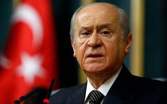 Erdoğan-Barzani Buluşmasına Bahçeli'den Sert Tepki: Erdoğan Olmayan Kalitesinin Gereğini Yaptı