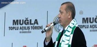 Şivan Perver: Erdoğan, toplu açılış töreninde konuştu (7)