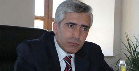 AK Parti'nin Diyarbakır Adayı Galip Ensarioğlu Oldu