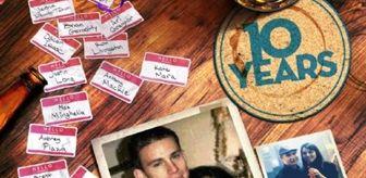 Channing Tatum: 10 Years Filmi