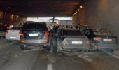 Trabzon'da Zincirleme Trafik Kazası: 7 Yaralı
