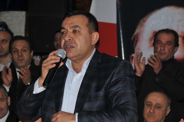 Turgutlu Belediye Başkanı Orhan Çok Sert
