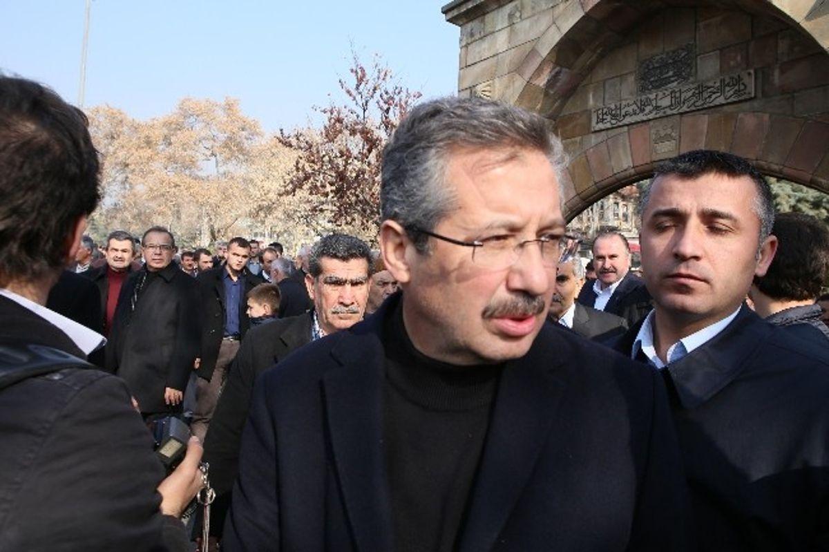 Başkan Poyraz'ın Acı Günü