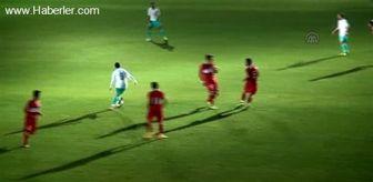 Serdar Deniz: Karma Takımlar Antalya'da 2 Maç Yaptı