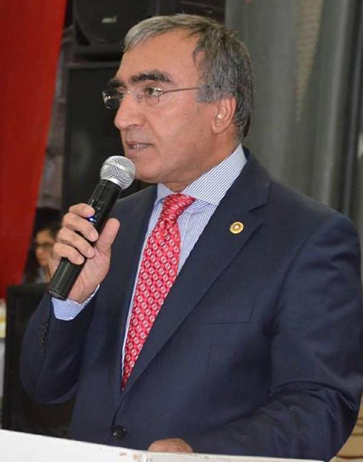 MHP Genel Başkan Yardımcısı Öztürk, Kahramanmaraş'ta Açıklaması