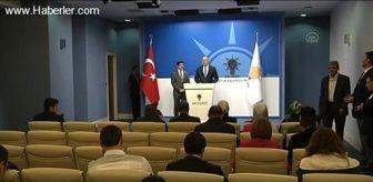 Kürşad Tüzmen: Çavuşoğlu: 'Brüksel ziyareti son derece başarılı geçti'-