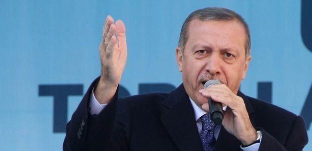 Erdoğan: Zalimler İçin Yaşasın Cehennem