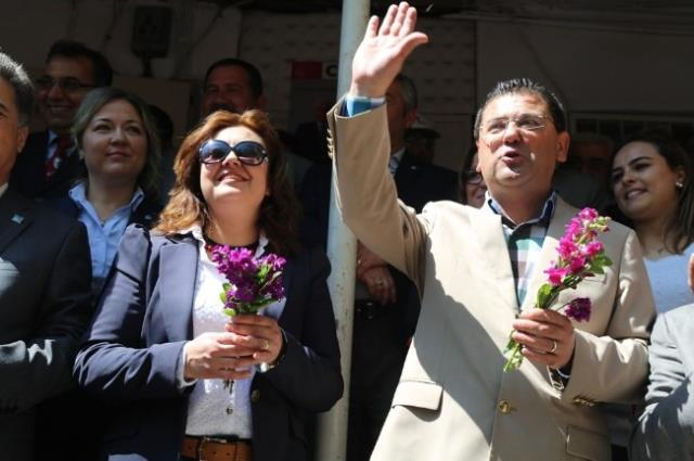 Milas Belediye Başkanı Tokat'tan Eşit Hizmet Vurgusu