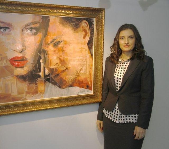 Ünlü Ressamdan Londra'da Soma İçin Sergi