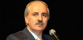 Numan Kurtulmuş, AK Parti'nin Cumhurbaşkanı Adayını Açıkladı