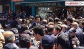 Başbakan Danışmanı Yerkel, Eyüp'te Erdoğan'ın Yanındaydı