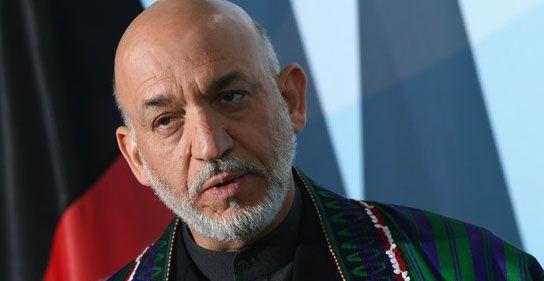 Afganistan'da Cumhurbaşkanı Karzai'nin Korumalarına Saldırı