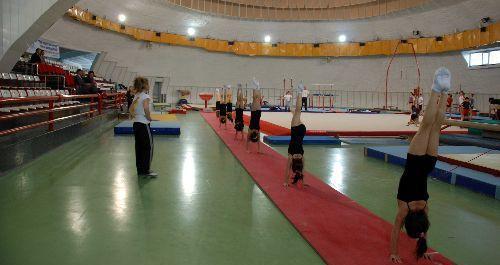 26. Uluslararası Boğaziçi Artistik Cimnastik Turnuvası