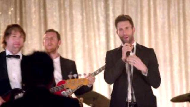 Maroon 5 Crashes Weddings In New Music Video