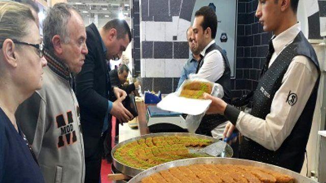 Diyarbakır Esnafı EMITT Fuarı'ndan Memnun