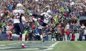 Super Bowl Xlıx: Tom Brady Vs. Russel Wilson