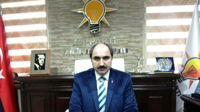 AK Parti Van Milletvekili Aday Adayı Listesi Netleşti