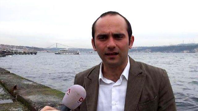 Şehir Plancıları Odası İstanbul Şubesi Başkanı Kahraman: (Tüp Geçit) Genel Seçime Hitaben Yapılmış...