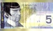 Spock Reappears On Canadian Currency After Nimoy's Death