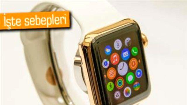 Neden 10.000 Dolar'a Apple Watch Modeli Var?