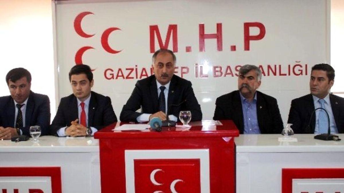 Mustafa Erzin Milletvekilliği Aday Adaylığını Açıkladı