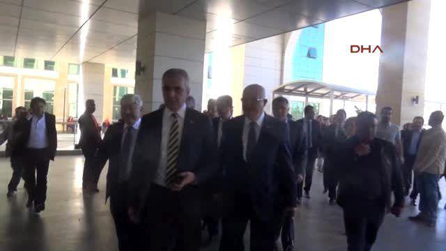Antalya Baykal, Mazbata Almaya Gelmedi
