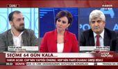 ANDY-AR'ın Anketinde AK Parti ve CHP'ye Soğuk Duş
