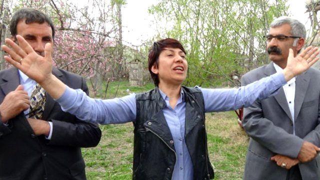 HDP'den MHP'nin Doğu'daki Kalesine Azeri Kadın Aday
