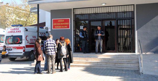 Soma Davasının 3. Duruşma Başladı, Güvenlik Önlemleri Dikkat Çekti