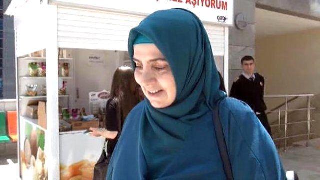 Yazar Emine Şenlikoğlu Serbest Bırakıldı