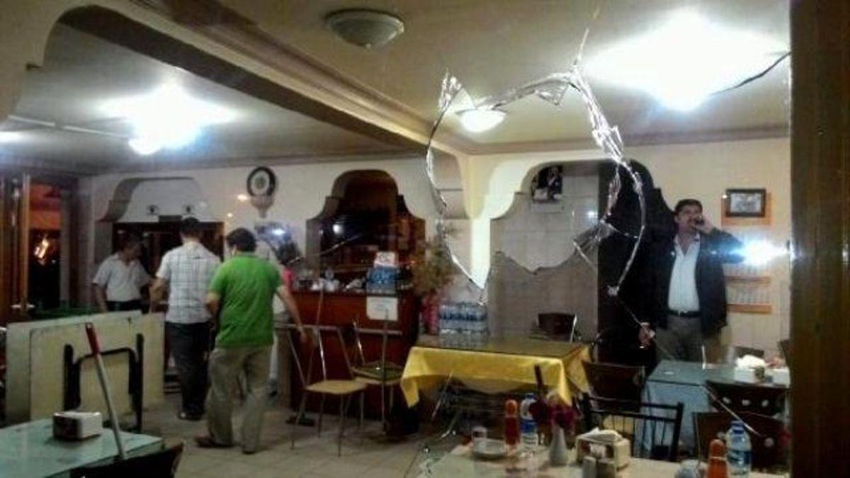 MHP Başkan Yardımcısının Lokantasına Silahlı Saldırı