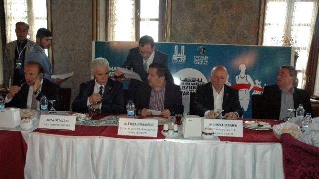 1.uluslararası Erzurum Yarı Maratonu Heyecanı